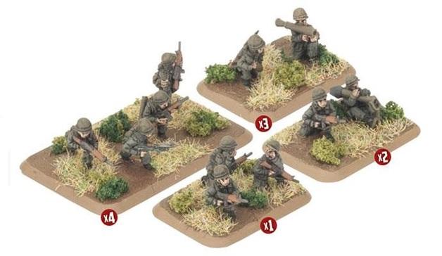 Team Yankee: Dutch Armoured Infantry Platoon