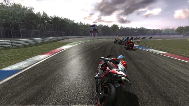 SBK-08 Superbike World Championship for Xbox 360 image