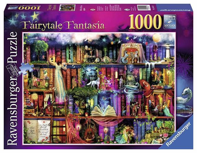 Ravenburger - Fairytale Fantasia Puzzle (1000pc)
