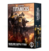 Warhammer 40,000 Adeptus Titanicus: Warlord Battle Titan