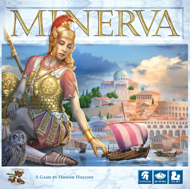 Minerva - Board Game