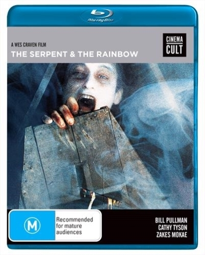 The Serpent and the Rainbow on Blu-ray image