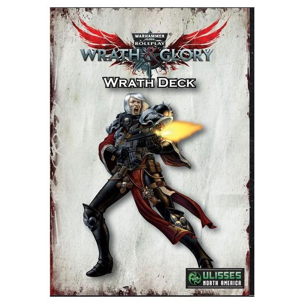 Warhammer 40,000: Wrath & Glory - Wrath Deck
