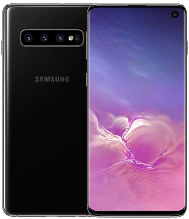Samsung Galaxy S10 [128GB] [Black]Genuine Refurbished]