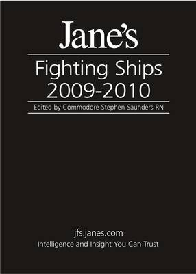 Jane's Fighting Ships, 2009-2010: 2009/2010 image