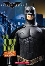 Batman Begins: The Movie Novel by Peter Lerangis image