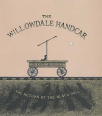 The Willowdale Handcar by Edward Gorey image