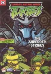 Teenage Mutant Ninja Turtles - Vol. 04: The Shredder Strikes on DVD