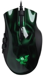 Razer Naga HEX Gaming Mouse (Green) for