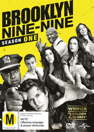Brooklyn Nine-Nine - Series One on DVD image