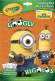 Googly Eyes Coloring Book
