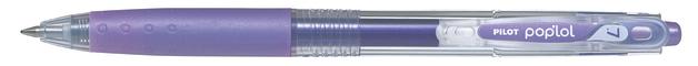 Pilot Pop'Lol Gel Pen - Metallic Violet