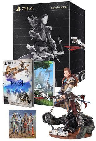Horizon Zero Dawn Collector S Edition Ps4 Pre Order