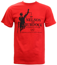 Daredevil: Nelson and Murdock T-Shirt (X-Large)