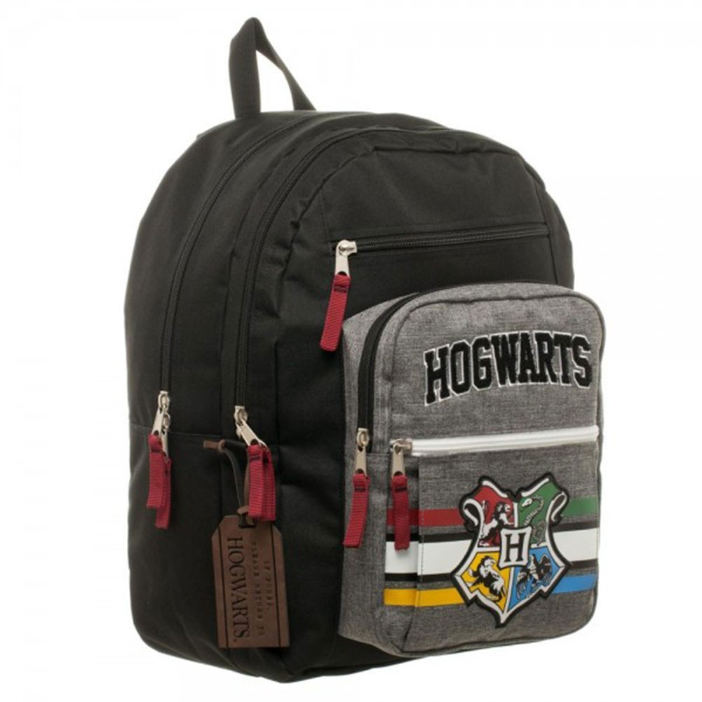 harry potter hogwarts collegiate backpack images at mighty. Black Bedroom Furniture Sets. Home Design Ideas