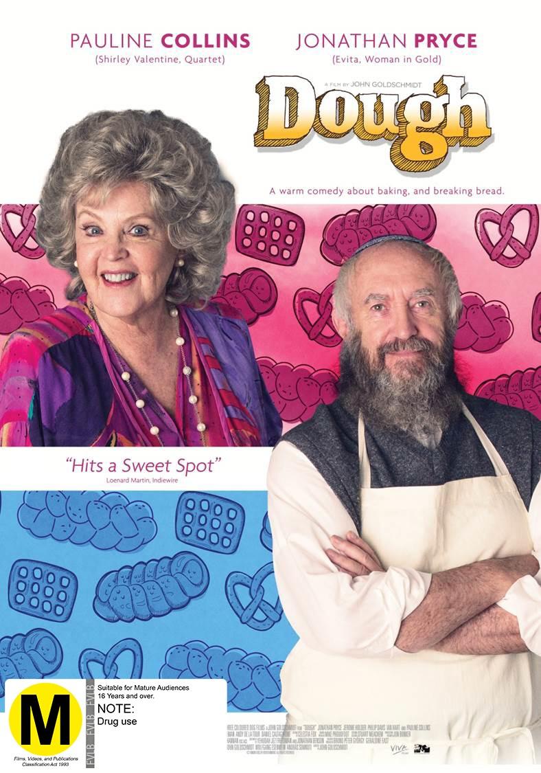 Dough on DVD image