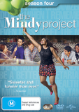 The Mindy Project - The Complete Season 4 on DVD