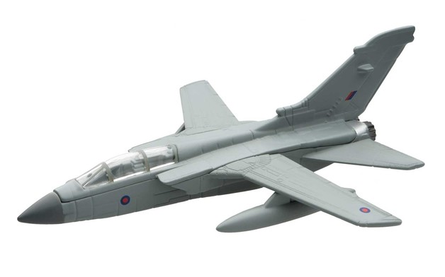 Corgi: Showcase Tornado GR4 - Diecast Model