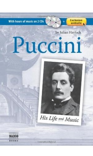 Puccini: His Life and Music by Julian Haylock image