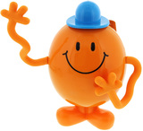 Mr Men/Little Miss 3D Bubble Bath - Mr Tickle