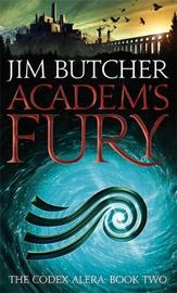 Academ's Fury (Codex Alera #2) by Jim Butcher image