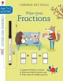 Wipe-Clean Fractions 7-8 by Holly Bathie