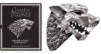 Game of Thrones Mask: House Stark Direwolf by Wintercroft