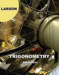 Trigonometry by Ron Larson image