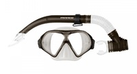 Mirage: S29 Tropic - Adult Mask & Snorkel Set (Smoke)