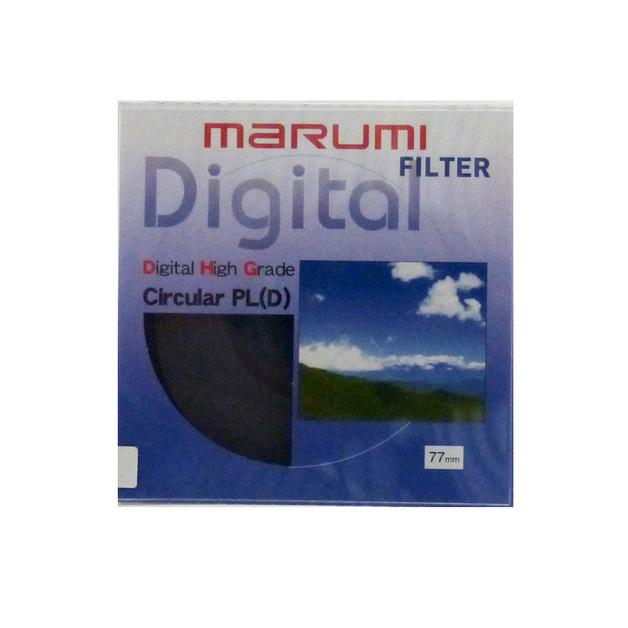 Marumi DHG Circular Polarising Filter 77mm