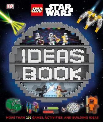 Lego Star Wars Ideas Book by Elizabeth Dowsett image