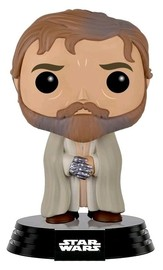 Star Wars: Luke Skywalker (Bearded) - Pop! Vinyl Figure