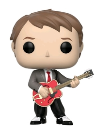 Back to the Future - Marty McFly (with Guitar) Pop! Vinyl Figure (LIMIT - ONE PER CUSTOMER)