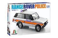 Italeri 1/24 Range Rover UK Police - Scale Model Kit
