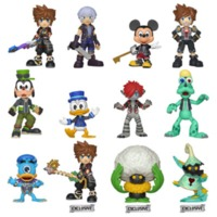 Kingdom Hearts 3: Mystery Minis Vinyl Figure - [HT Ver.] (Blind Box)