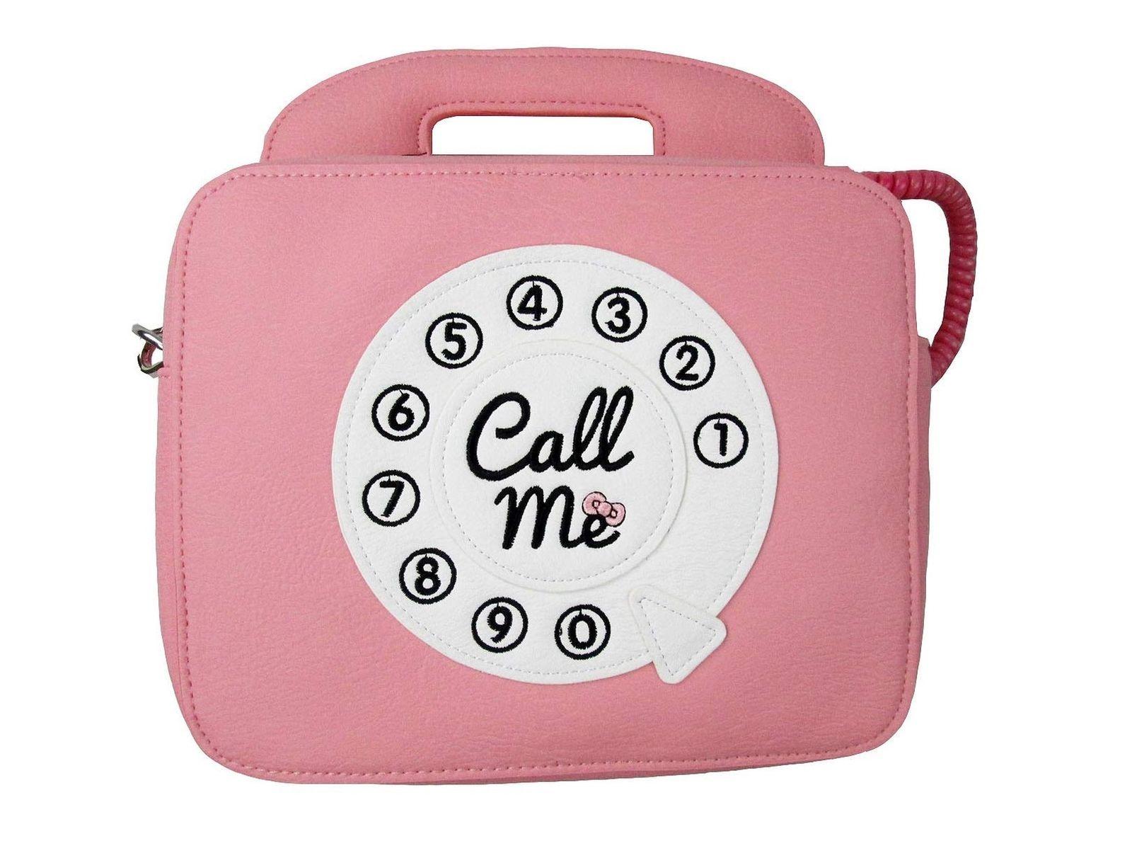 Loungefly: Hello Kitty - Call Me Telephone Cross Body Bag image