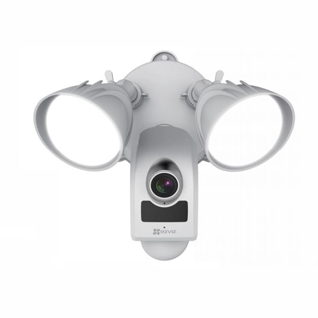 EZVIZ: LC1 Smart Security Floodlight Camera