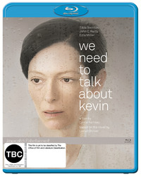 We Need To Talk About Kevin on Blu-ray
