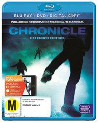 Chronicle on Blu-ray