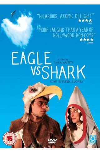 Eagle Vs. Shark on DVD