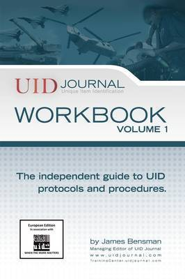 Uid Journal Workbook by Jim Bensman
