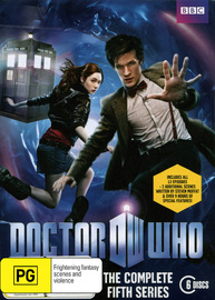 Doctor Who: Complete Series 5 (6 Disc Box Set) on DVD