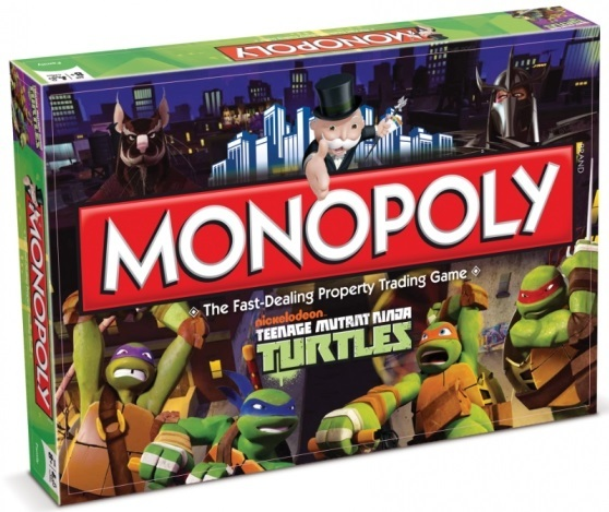 Monopoly - TMNT Edition