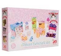 Le Toy Van: Deluxe Starter Furniture Set