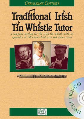 Geraldine Cotter's Traditional Irish Tin Whistle Tutor by Geraldine Cotter image