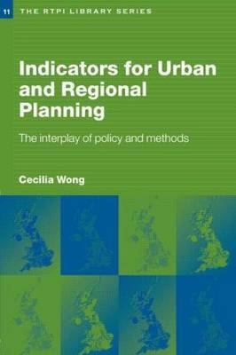 Indicators for Urban and Regional Planning by Cecilia Wong image