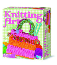 4M: Craft - Design Your Own Craft Knitting Art
