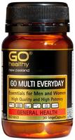 Go Healthy GO Multi Everyday (30 Capsules)