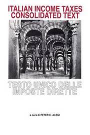 Italian Income Tax by Peter Alegi
