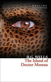 The Island of Doctor Moreau by H.G.Wells image